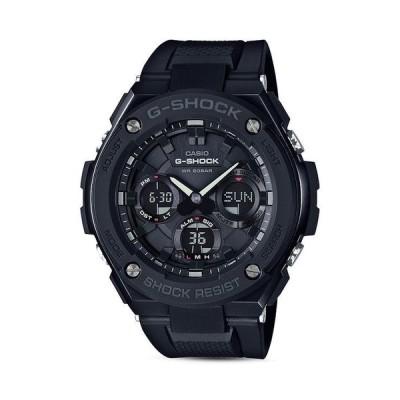 ジーショック メンズ 腕時計 アクセサリー Analog and Digital Combo Solar Strap Watch 55.2mm