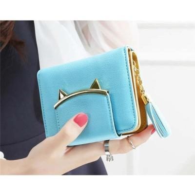 財布レディース小さい財布ミニコインケースお財布ウォレットミニウォレットサイフさいふサマンサかぶせ財布二つ折り