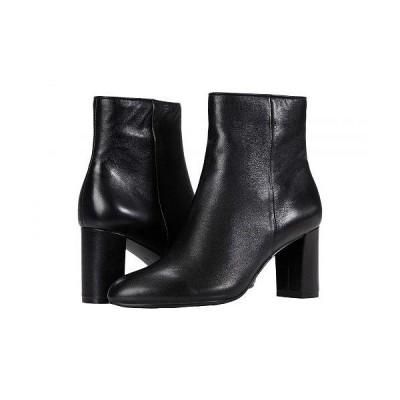 David Tate デービッドテール レディース 女性用 シューズ 靴 ブーツ アンクル ショートブーツ Alison - Black Lamb
