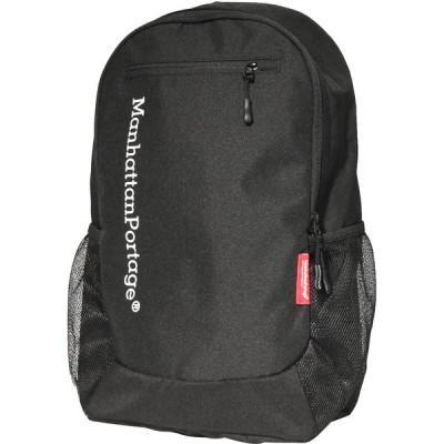 マンハッタンポーテージ ManhattanPortage カジュアルバッグ FR Seties Backpack MP1270JRSPTP MP1270JRSP ブラック