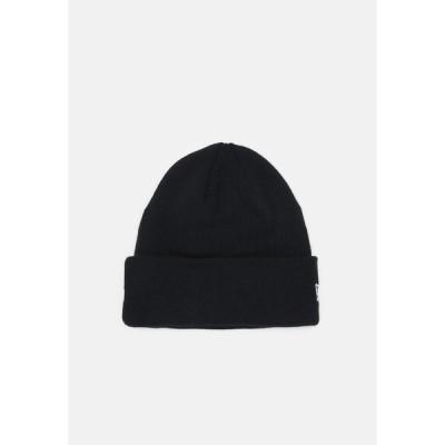 ニューエラ 帽子 メンズ アクセサリー UNISEX - Beanie - navy