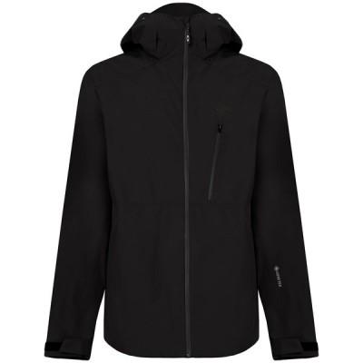 オークリー メンズ ジャケット&ブルゾン アウター Oakley Buckeye GORE-TEX Shell Jacket Blackout