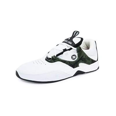 DC Shoes メンズ シューズ Kalis S - スケートシューズ Adys100470 US サイズ: 8 カラー: ホワイト 並行輸入品