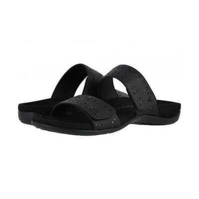 VIONIC バイオニック レディース 女性用 シューズ 靴 サンダル Randi - Black Leather