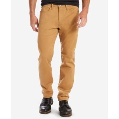 リーバイス メンズ デニムパンツ ボトムス Men's 502 Taper Soft Twill Jeans Caraway - Waterless