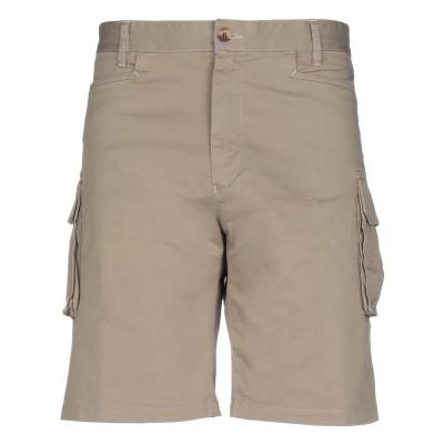 HOMEWARD CLOTHES バミューダパンツ ドーブグレー 54 コットン 97% / ポリウレタン 3% バミューダパンツ