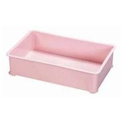 ABV8606 サンコー PP大型カラー番重 B型 ピンク :_