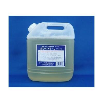 【納期目安:1週間】4-089-02 洗浄剤(浸漬用液体)ホワイト7-L 4kg (408902)