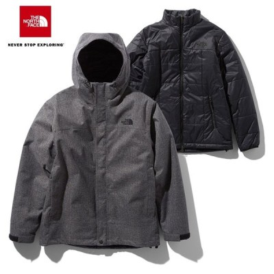 THE NORTH FACE Novelty Cassius Triclimate Jacket NP62040 ノベルティーカシウストリクライメイトジャケット(メンズ) ノースフェイス