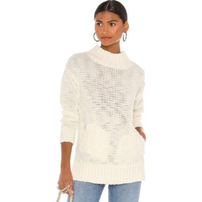 トゥラロサ Tularosa レディース ニット・セーター トップス Chai Sweater Ivory