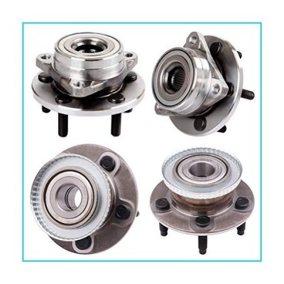ECCPP Wheel Hub and Bearing Assembly Front 513100 fit 1996-2006 Ford Taurus 1995-2002 Lincoln Continental 1996-2005 Mercury Sable Replacemen