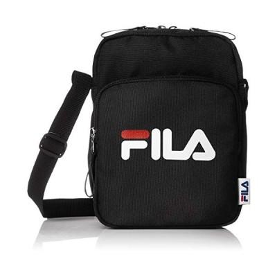 フィラ ショルダーバッグ リメンバーシリーズ ミニショルダー ブラック