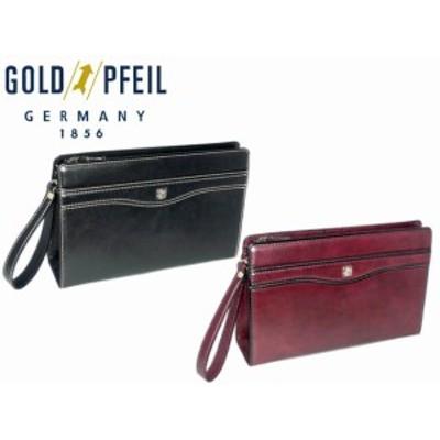 GOLD PFEIL ゴールドファイル オックスフォード セカンドバッグ 901206