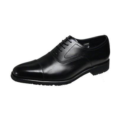 マドラスウオークメンズシューズ8020ブラックゴアテックス防水防湿紳士靴