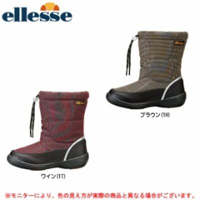Ellesse(エレッセ)ウインターブーツ(VWT938J)ウィンターブーツ スノーブーツ カジュアル ジュニア キッズ