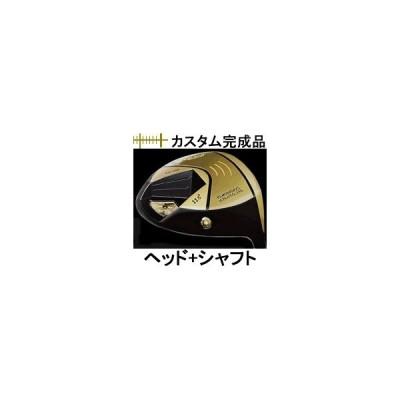 カムイワークス KM-300 ドライバー 高反発(Hi-COR) ヘッド(価格110000円)+シャフト+グリップ+工賃(左記3種別途追加)=ご請求合計額 カスタムクラブ扱い