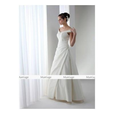 DA8181  ウェディングドレス  ウエディングドレス マタニティー対応