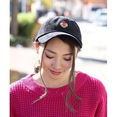 チチカカ / 細コールキャップ WOMEN 帽子 > キャップ