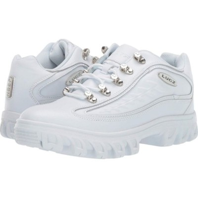 ラグズ Lugz メンズ スニーカー シューズ・靴 Dot.com 2.0 White