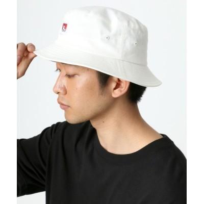 Lazar / BEN DAVIS/ベンデイビス ロゴ ピスネーム バケットハット MEN 帽子 > ハット