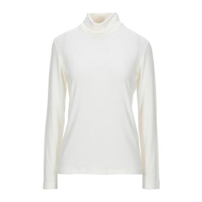 KARTIKA T シャツ ホワイト S レーヨン 66% / ウール 29% / ポリウレタン 5% T シャツ