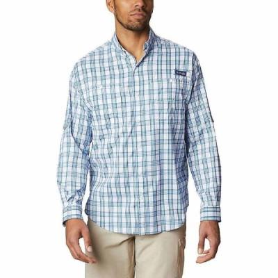 コロンビア Columbia メンズ シャツ トップス Super Tamiami LS Shirt Key West Plaid
