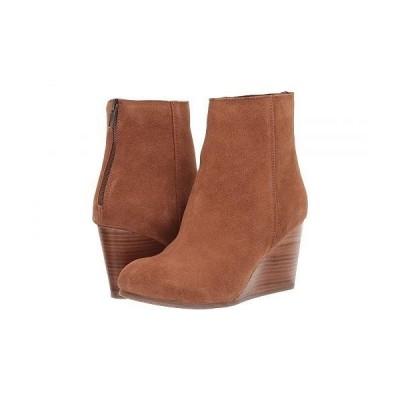 Diba True レディース 女性用 シューズ 靴 ブーツ アンクルブーツ ショート Now Wow - Chestnut