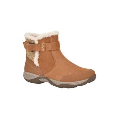 イージースピリット レディース ブーツ・レインブーツ シューズ Elk Fur Trim Boots