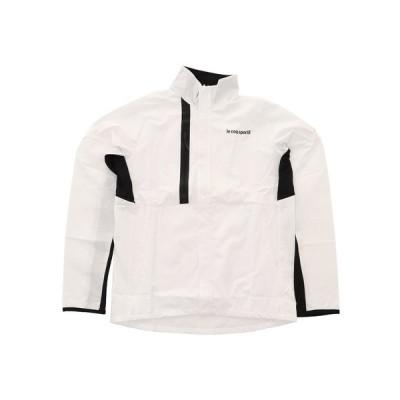 ルコック スポルティフ(Lecoq Sportif) テニスウェア アドバンテージジャケット QTMRJK00 WHT (メンズ)