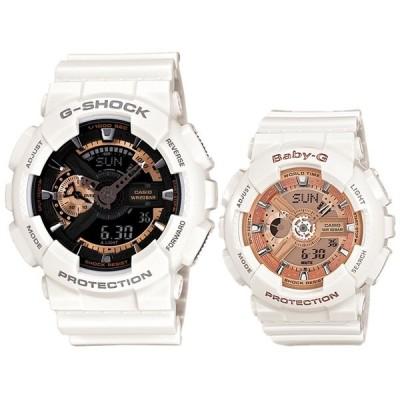 無料特典ペアボックス付き ペア ウォッチ 国内正規品 日本語説明書 プレゼント カシオ G-SHOCK BABY-G ジーショック ベビージー メンズ レディース 腕時計