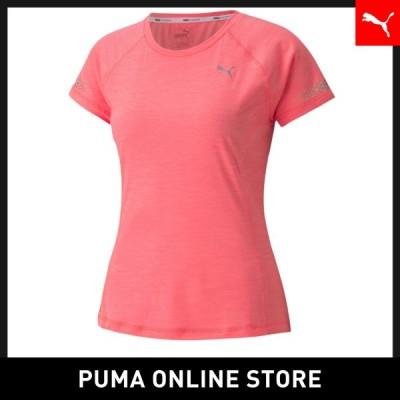 プーマ レディース ランニング トレーニング Tシャツ PUMA ランニング ID フィット ウィメンズ 半袖 Tシャツ