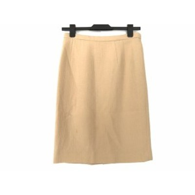 【BIG SALE対象】トラサルディー TRUSSARDI スカート サイズ42 M レディース アイボリー【中古】