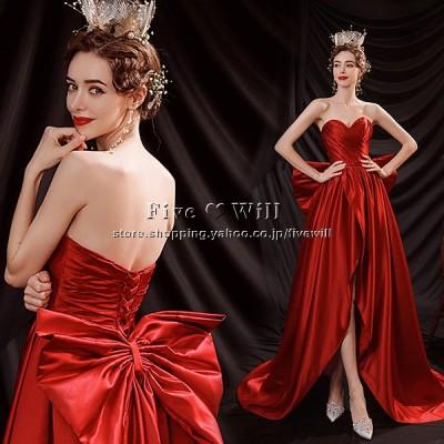 【送料無料 】ウエディングドレス マタニティドレス エンパイア 高品質 二次会 ウェディングドレス 結婚式 ボレロ 花嫁 プリンセス ロングドレス