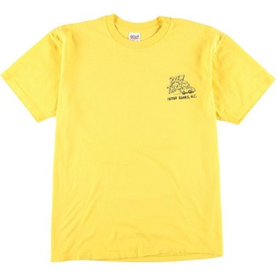 90年代 アンビル anvil 両面プリント プリントTシャツ USA製 メンズXL ヴィンテージ /eaa145143