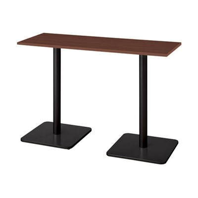 送料無料 ロンナ 会議テーブル NN-1505BHR LM/BK jtx 677858 プラス