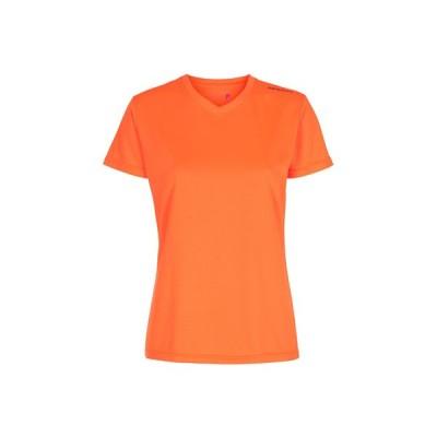 ニューライン newline レディース ベース クール Tシャツ BASE COOL TEE スポーツ フィットネス 半袖 Tシャツ【191013】