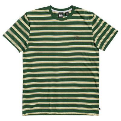 クイックシルバー メンズ Tシャツ トップス Quiksilver Coreky T-Shirt Misted Yellow