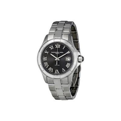 レイモンドウイル 腕時計 Raymond Weil Parsifal グレー ダイヤル メンズ 腕時計 2970-ST-00608