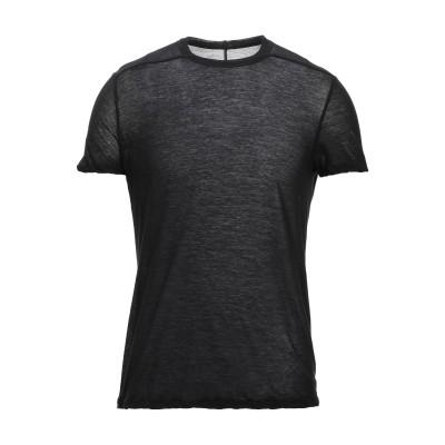 リック オウエンス RICK OWENS T シャツ ブラック XS コットン 100% T シャツ