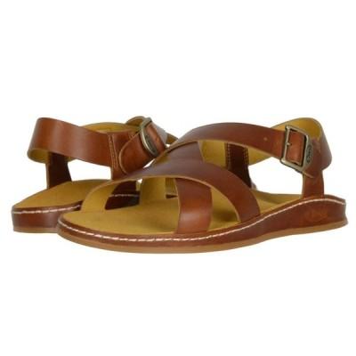 チャコ Chaco レディース サンダル・ミュール シューズ・靴 Wayfarer Ochre