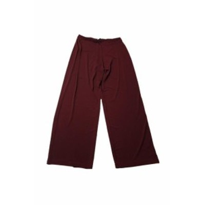 Alfani  ファッション パンツ Alfani Marooned Pierna Ancha Vestido de Punto Pantalones XXL