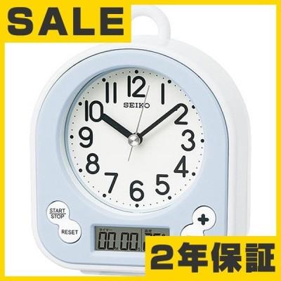 SEIKO セイコー 置き時計 クォーツ時計 アナログ キッチン&バスクロック BZ358L