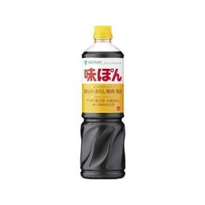 ミツカン/味ぽん 1L