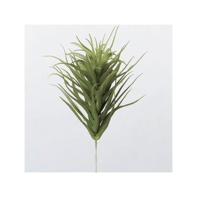造花 アスカ ティランドシア グリ−ン A-42687-051A 造花葉物、フェイクグリーン 多肉植物