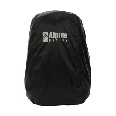 (Alpine DESIGN/アルパインデザイン)アルパインデザイン/ザックカバー 20-30/ユニセックス ブラック