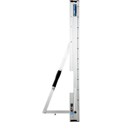 シンワ測定 丸ノコガイド定規 たためるエルアングル 1m メートル目盛 78102