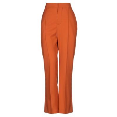 マルニ MARNI パンツ 赤茶色 42 バージンウール 100% パンツ