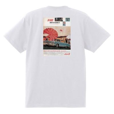 アドバタイジング オールズモビル 589 白 Tシャツ 黒地へ変更可能 1964 カトラス 442 ビスタ ホリデー 98 88 デルタ ホットロッド ローライダー