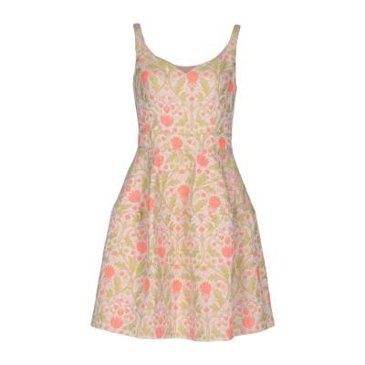ピンコ PINKO ミニワンピース&ドレス ライトピンク 44 88% ポリエステル 9% ナイロン 3% メタリック繊維 ミニワンピース&ドレス