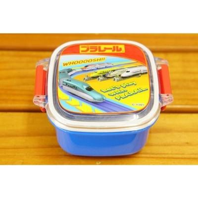 スケーター 食洗機対応ミニタイトランチボックス プラレール20RC1A